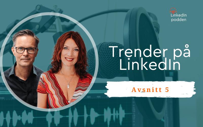 trender på LinkedIn