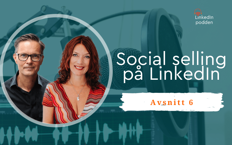 social selling på LinkedIn