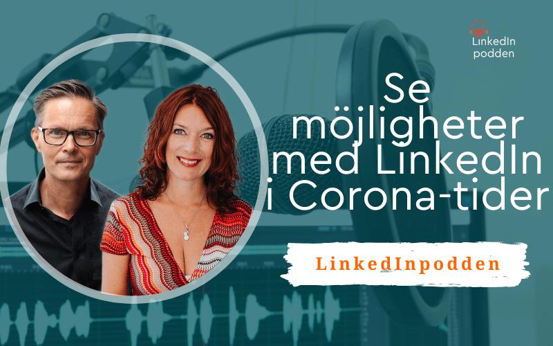 möjligheter LinkedIn corona