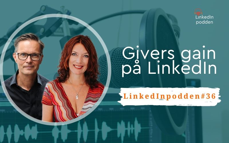 givers gain LinkedIn