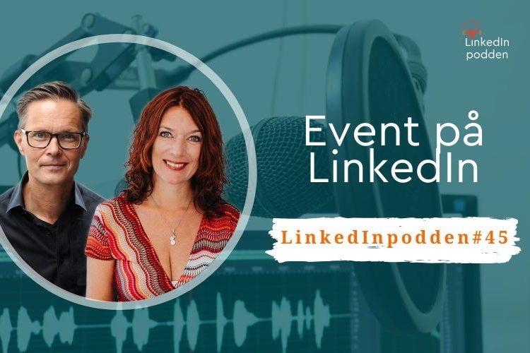event på LinkedIn