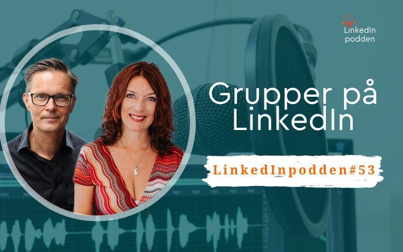 grupper LinkedIn