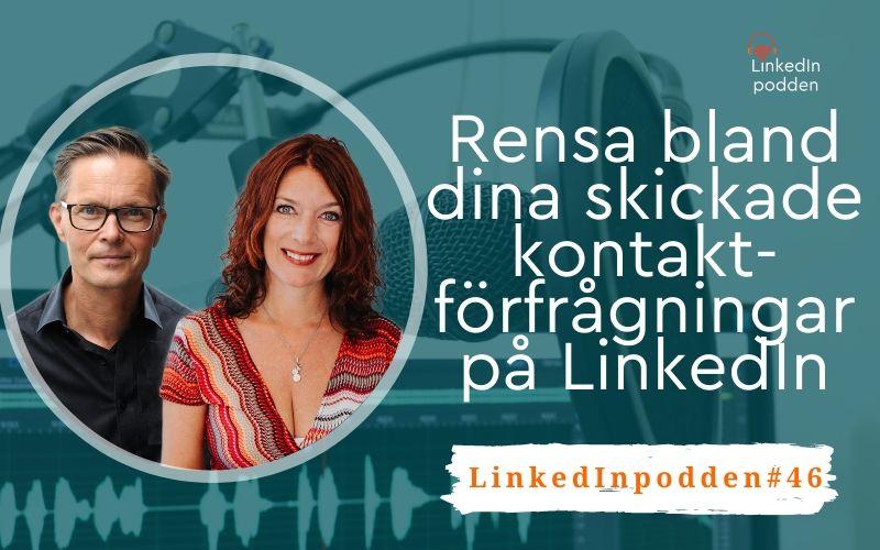 kontakter LinkedIn