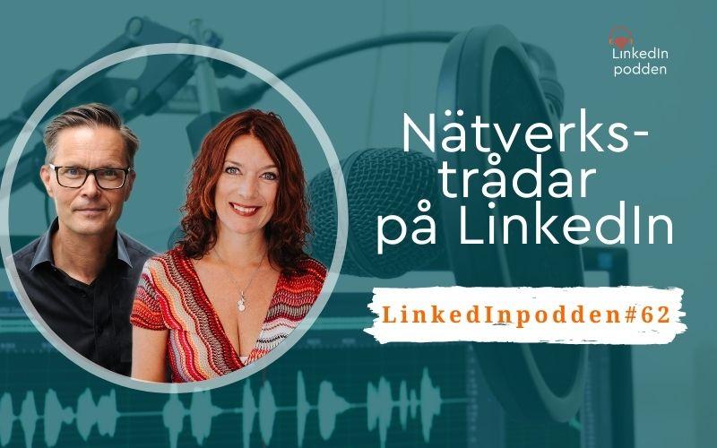 nätverkstrådar LinkedIn