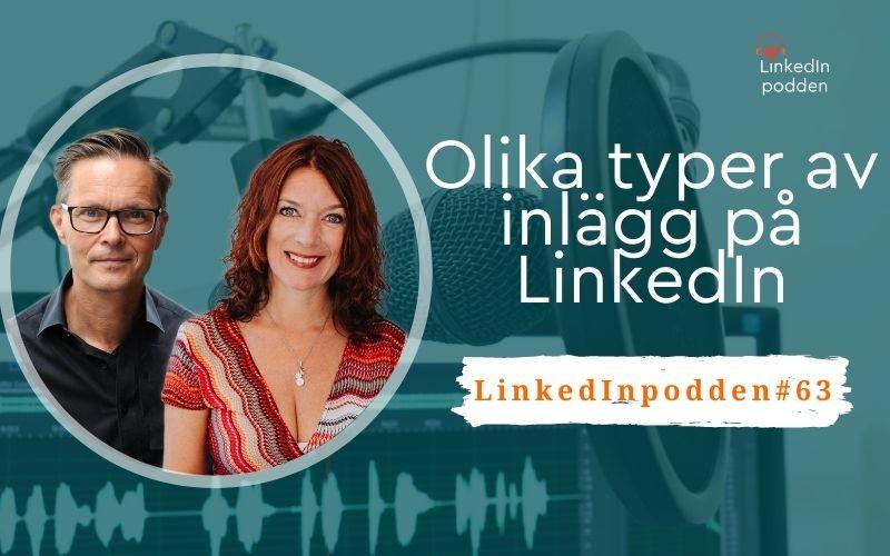 inlägg LinkedIn