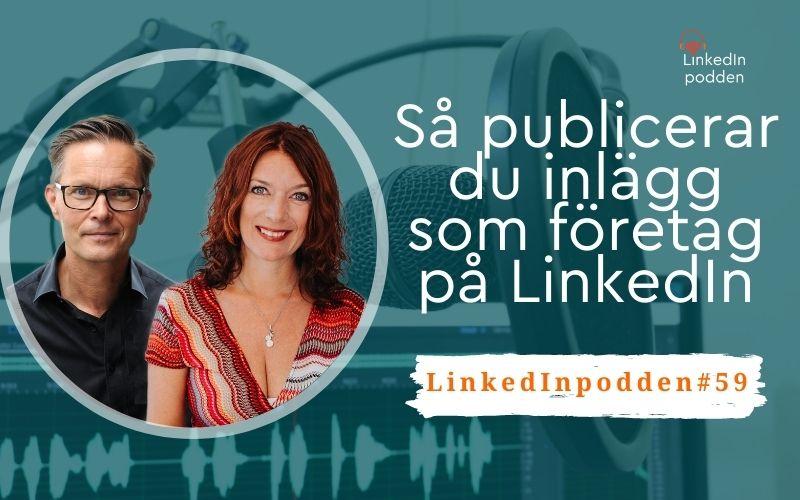 LinkedIn företag