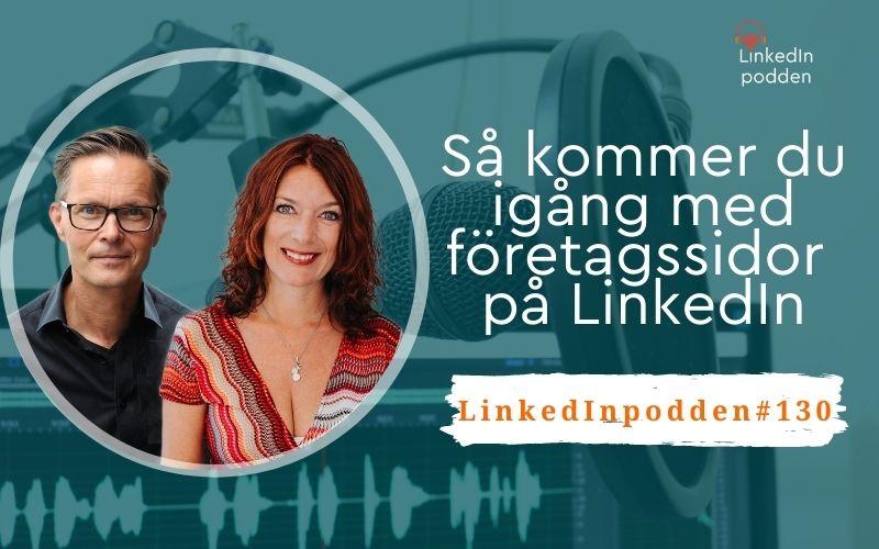 företagssidor LinkedIn