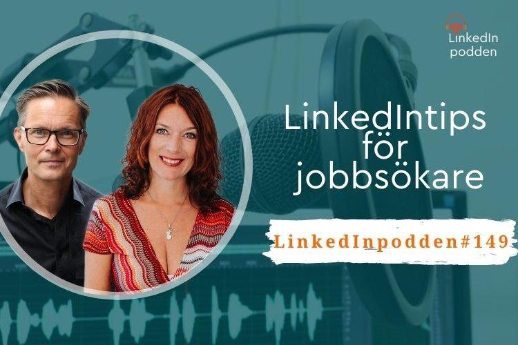 Linkedintips för dig som jobbsökare